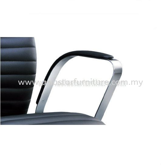 ZICA SPECIFICATION - THE HANDSOMELY CURVED ARMREST WITH PADDLE ENSURING ARM SUPPORT COMFORT