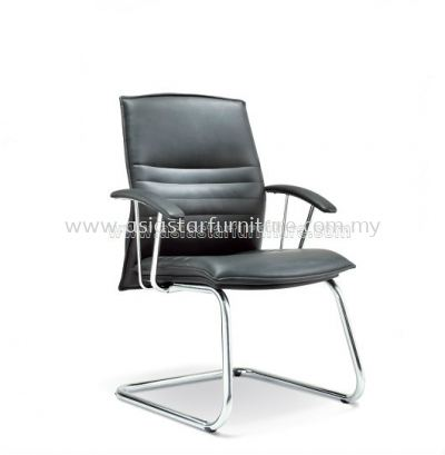 FORCE DIRECTOR VISITOR CHAIR WITH CHROME CANTILEVER BASE ASE 220