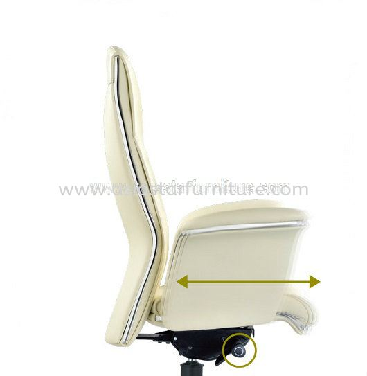 LEADER SPECIFICATION - POINT SYNCHRINUZED TECHNOLOGY WITH SLIDING MECHANISM THAT CAN SLIDE EASILY TO FRONT AND BACK