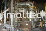 Dismantle The Regenerative Burner Block Cable Industries Aluminium Industries