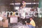Full Relining Of Westofen Furnace Die Casting Industries Aluminium Industries