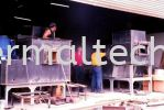 Complete Casting Of Furnace Die Casting Industries Aluminium Industries