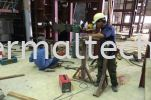 Start Some Conduce Piping Bilet Caster Industries Aluminium Industries