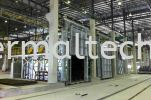 Completed Front View Bilet Caster Industries Aluminium Industries