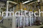 Completed Side View Bilet Caster Industries Aluminium Industries