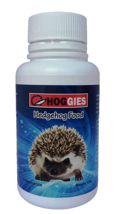 Hoggie Hedgehog Food (120g)