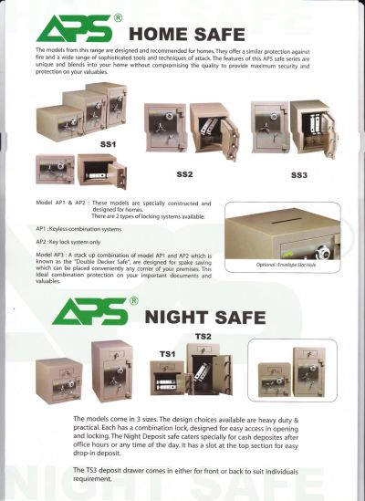 Home Safe Series