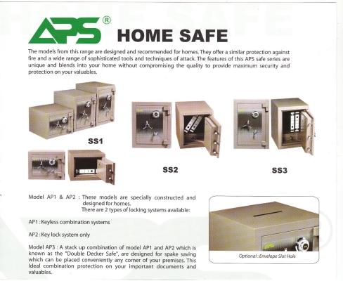 Home Safe Series