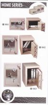Home Safe Series Home Safe Series Safety Box SECURITY BOX/ SAFETY BOX