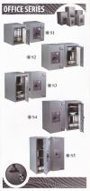 APS Office Safe Series Office Safe Series SECURITY BOX/ SAFETY BOX