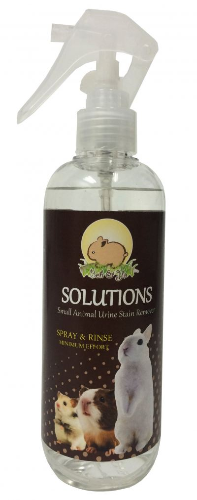 Beh & Yo Solutions - Small Animal Urine Stain Remover (250ml)