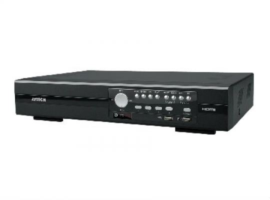 4CH Intelligent HD CCTV DVR