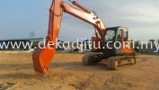 EXCAVATOR  MACHINERY FOR RENTAL