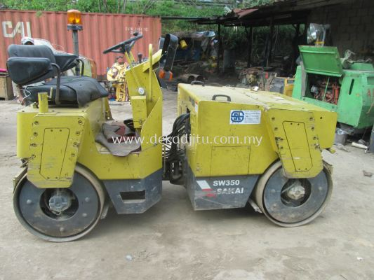 Road Roller 3tan for Rent