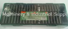 "40PCS 3/8"" & 1/2 DR. POWER BIT SET JONNESWAYS Hardware"