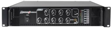 PAAMDX-P250Z PA Amplifier Dynamax PA System