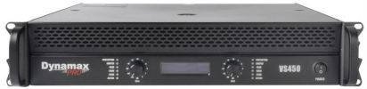 PA-DP-VS450 VS Series Dynamax Professional Stereo Amplifier