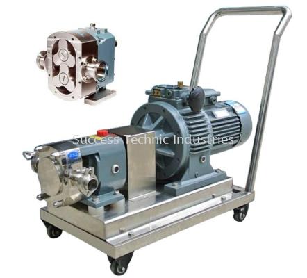 Dyna-Spinner transfer Lobe-Rotor Pump 1.5kW