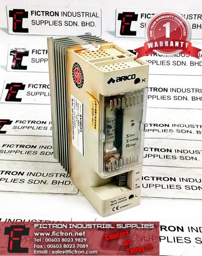 Repair Service in Malaysia - SV4033 ARICO SSR Solid State Relay Singapore Indonesia Thailand
