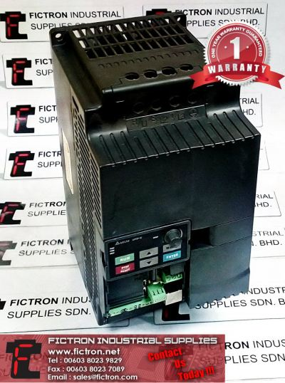 Repair Service in Malaysia - VFD075E43A 7.5kW DELTA Inverter Singapore Indonesia Thailand