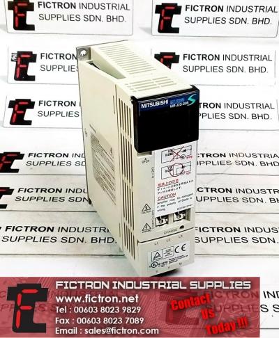 MR-J2S-20B MITSUBISHI 200W AC Servo Amplifier Supply & Repair Malaysia Singapore Thailand Indonesia Philippines Vietnam Europe & USA