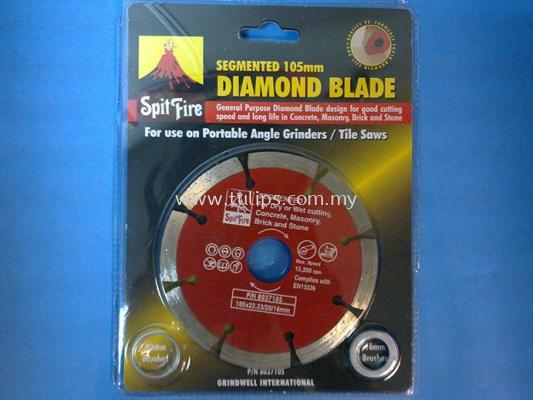Diamond Blade (Dry)