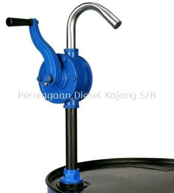 Hand Pump Delivery System