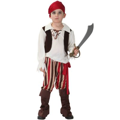 Pirate Color Pant -Kid (1011 1601)