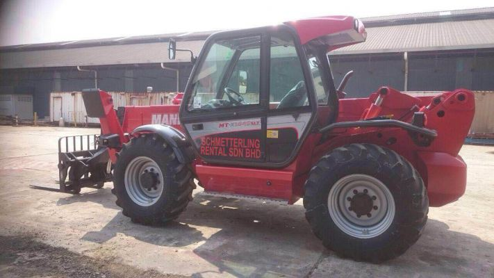 MANITOU MTX1440SLT (Brand New for Rent) Ex-work Johor