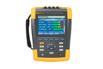 Fluke 438-II Power Quality and Motor Analyzer  Logging Power Meters Fluke