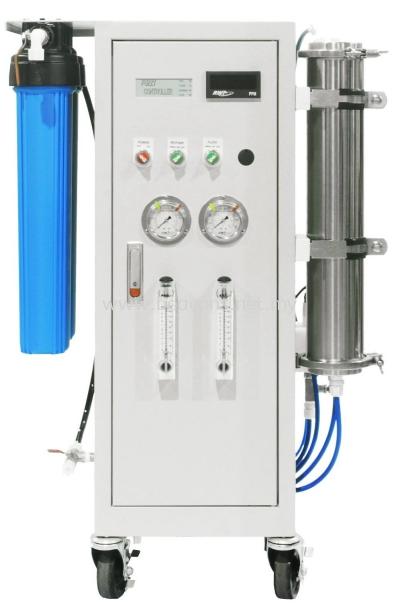 RWT 800GPD, Laboratory RO  System