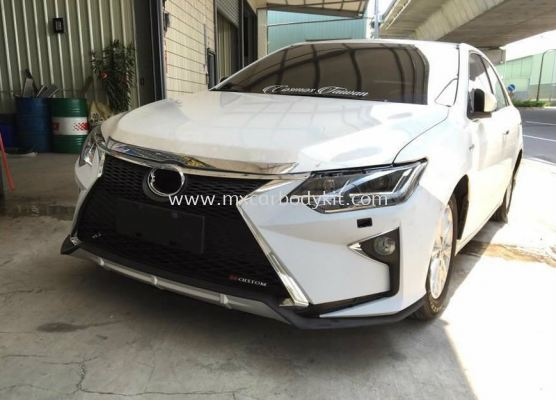 TOYOTA CAMRY 2015 F-SPORT DESIGN FRONT BUMPER