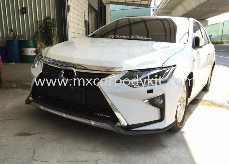 TOYOTA CAMRY 2015 F-SPORT DESIGN FRONT BUMPER  CAMRY 2015 TOYOTA