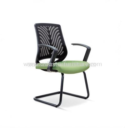 INSIST LOW BACK MESH VISITOR CHAIR ASE2627