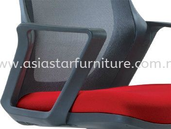 REAL SPECIFICATION - LOOP TYPE PP ARMREST WITH ENSURING ARM SUPPORT COMFORT