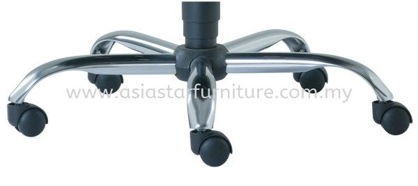 REAL SPECIFICATION - STEEL CHROME BASE GUARANTEED FOR DURABILITY AND STRENGTH