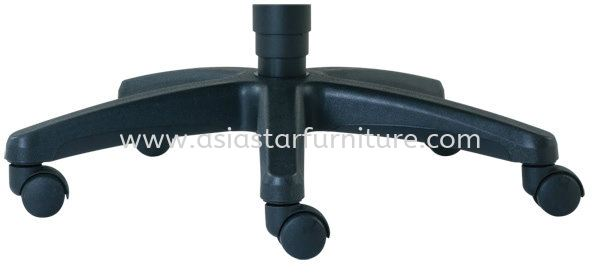 REAL SPECIFICATION - THE PP NYLON BASE ENHANCE STABILITY OF THE CHAIR