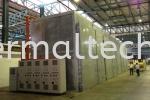 Control Panel c/w HMI  Aluminium Oven Industries Aluminium Industries