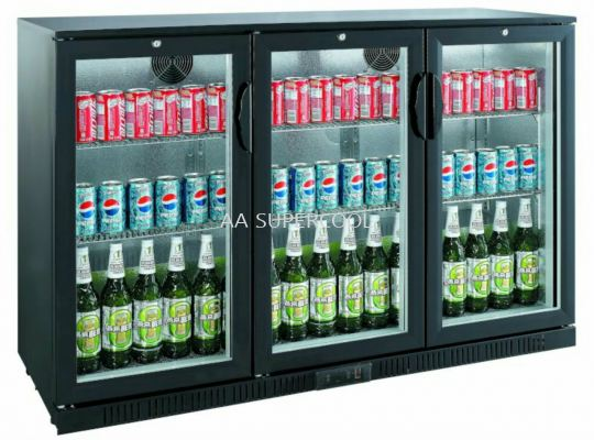 Back Bar Counter Chiller SLG-330H