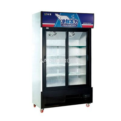 Showcase with Auto Sliding Door - G868L2TF