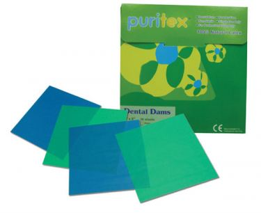 Latex Dental Dam (Code LDD66)