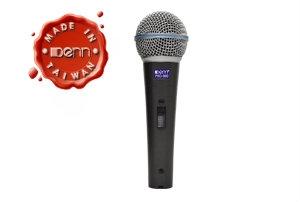 PRO-800 (MADE IN TAIWAN) Wired Microphone DENN Karaoke System- XTREME PRO Series Penang, Malaysia, Butterworth Distributor, Supplier, Supply, Supplies | Perniagaan Elektronik Guan Seng Hing