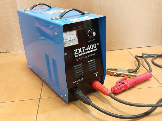 ZX7-400ST Inverter ARC Welding ID552065