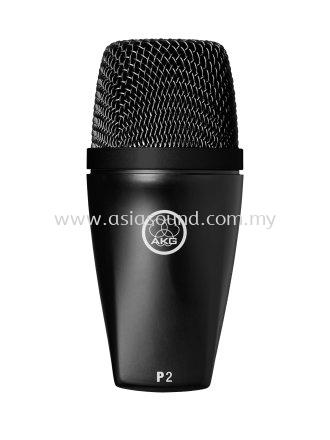 AKG P2  Instrument Microphones AKG