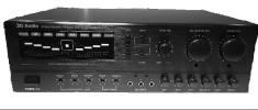 G60B Karaoke Amplifier 3G Audio Beta Three Series