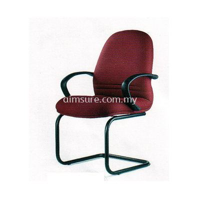 Speciality Typist Chair with Armrest (AIM4004N)