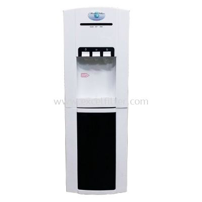 (FS-HCW-58) Hot Cold Warm Floor Standing Water Dispenser-Bottle Type/Pipe In
