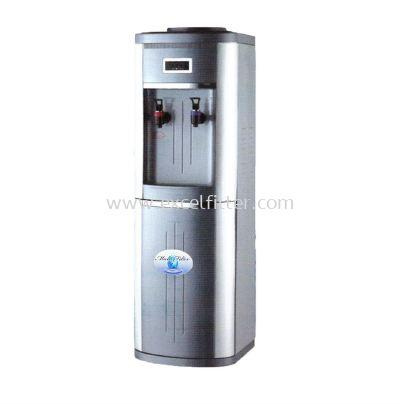 (FS-HCL-105) Hot Cold Floor Standing Water Dispenser-Bottle Type