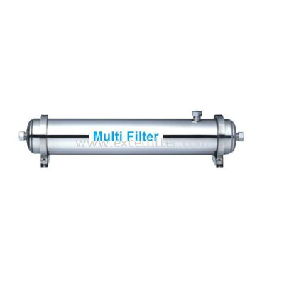 (MFIC-2.5T+UF-SS) 2.5Ton Micro Ultrafiltration Membrane Filter (Stainless Steel Head)