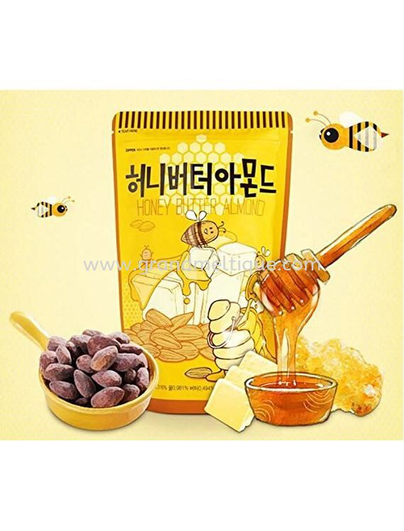 Gilim Honey Butter Almond 250G